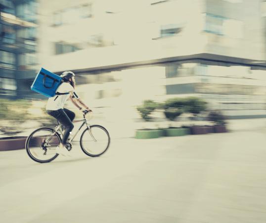 Bike GrubHub